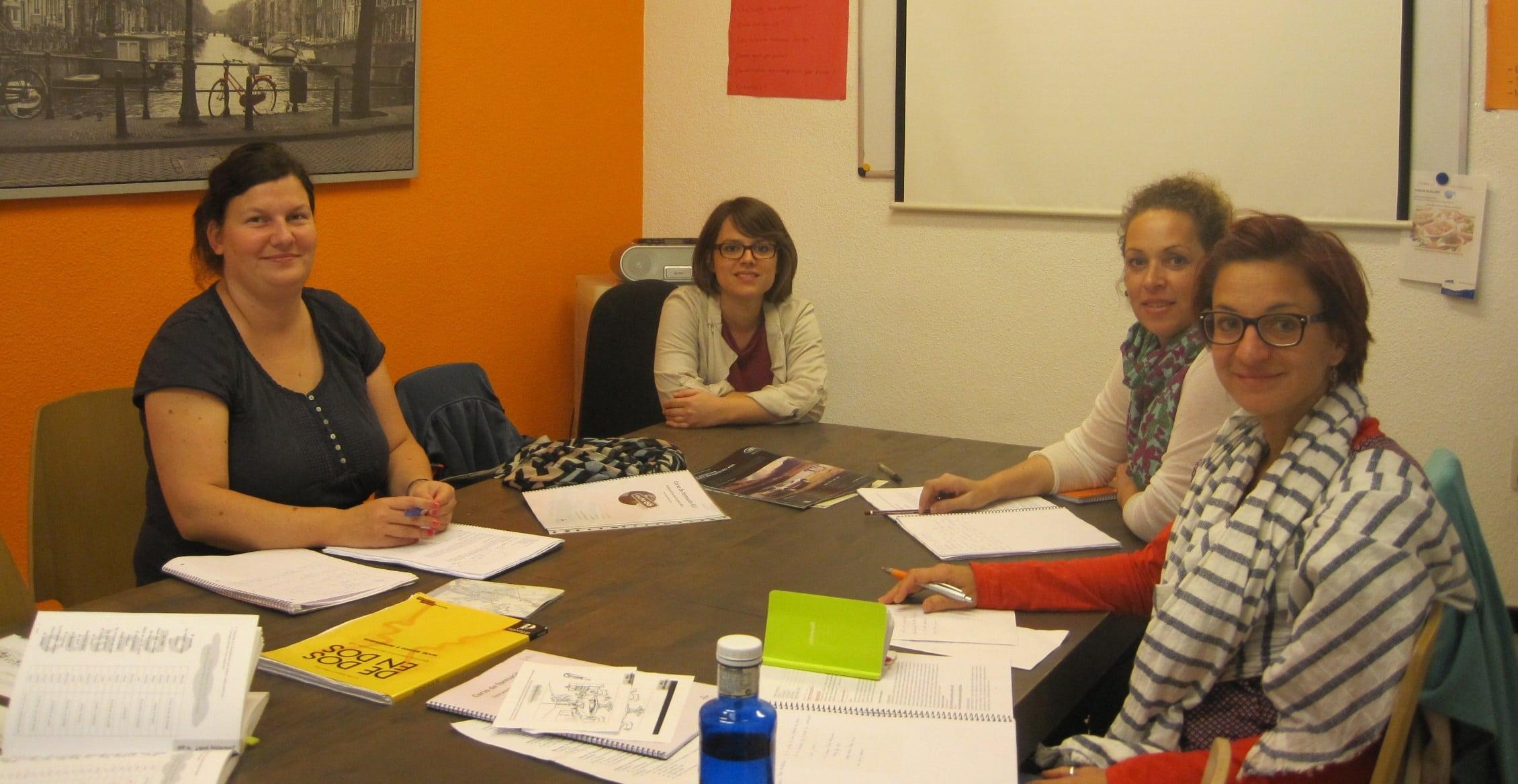Curso ele para profesores route 66 idiomas language for Profesores en el extranjero