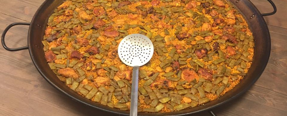 Paella - Route 66 Idiomas - Language School (1)