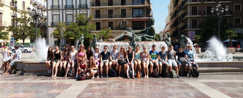 Stadtlohn_Group_travel_study_trip_Valencia_language_school