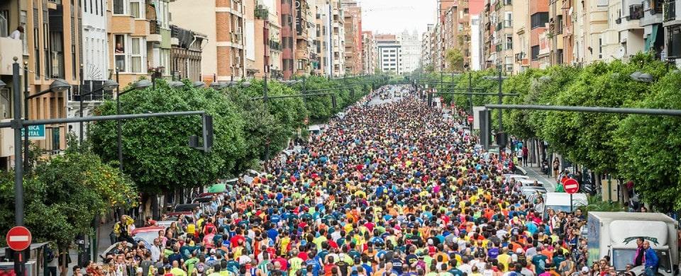 Valencia halve marathon